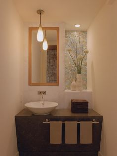 Modern Bathroom Gray And Brown Bathrooms Design, Pictures, Remodel, Decor and Ideas - page 34