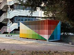 Alberonero - Italian Street Artist - Genova (IT) - 08/2015 -  \*/  #alberonero #streetart #italy