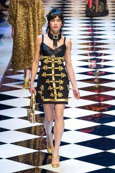 Milano Moda Haftası: Dolce & Gabbana - Fotoğraf 57 - InStyle Türkiye