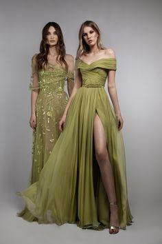 Couture Fashion, Runway Fashion, Fashion News, High Fashion, Fashion Beauty, Fashion Fall, Womens Fashion, Evening Dresses, Prom Dresses