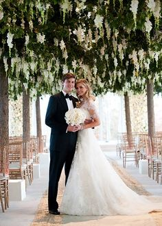 TBT: Inside Ivanka Trump and Jared Kushner's Over-the-Top Wedding Day