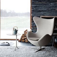 Arne Jacobsen Egg Chair Design: Arne Jacobsen The Arne Jacobsen Egg Chair was the culminations of a new technique that Jacobsen pioneered with the Egg™. Like a.