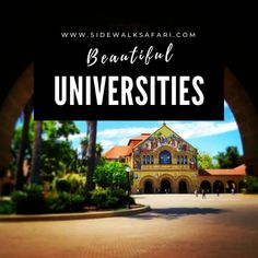 Apr 2020 - Explore beautiful university campuses in the United States and around the world. Incorporate visits to beautiful universities on your travels. See more ideas about University, Traveling by yourself and Travel. Travel Around Europe, College Campus, Colleges, Traveling By Yourself, University, Around The Worlds, United States, Explore, Mansions