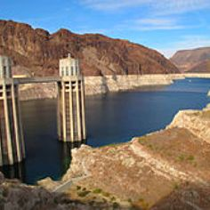 What, you ask, does Nevada and Las Vegas have to do with California water? Well, water wars aren't just fought within states. Las Vegas, Water Scarcity, Lake Mead, Hoover Dam, Colorado River, Water Supply, Nevada, Arizona, National Parks