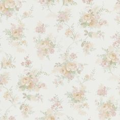 Give your space a romantic makeover with the Mirage Yvette Watercolor Floral Wallpaper , which flaunts a refreshing palette. The lush bouquets are. Watercolor Floral Wallpaper, Watercolour, Prepasted Wallpaper, Home Wallpaper, Flower Backgrounds, Tea Roses, Cool Walls, Background Patterns, Vintage Floral
