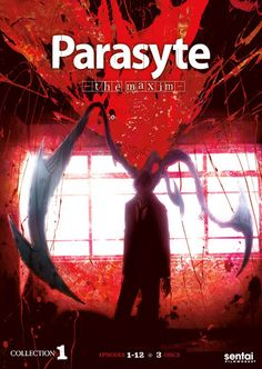 Parasyte ~ the maxim Collection 1 - DVD: