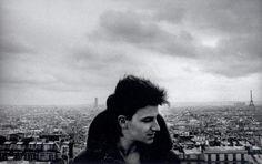 Bono, Paris 1983 — Photographed by Anton Corbijn