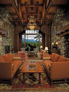 Ah, Jackson Hole, I feel you calling me home!  http://www.andrasite.com/2011/01/19/stunning-ranch-house-with-creek-views-in-jackson-wyoming-united-states/