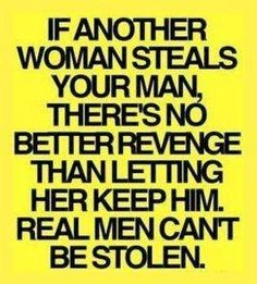 Theft of your husband