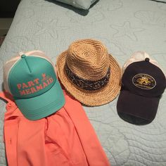 Going to the beach requires a lot of hats!  by ivesbfree