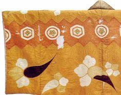 detail of dofuku, 16th or 17th century