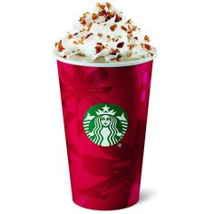 War On Christmas Starbucks Red Cups Are Emblematic Of The Christian... ❤ liked on Polyvore featuring food, backgrounds and filler