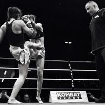 Sandra Sevilla - Fight