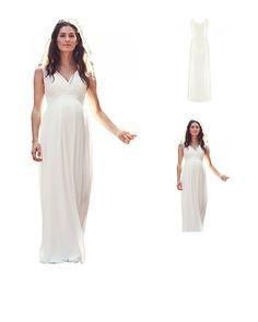 4250675162831 | #Bellybutton #Hochzeitskleid #Dilara #Damen #Umstandsmode #Kleid #Dress #Umstandsbrautkleid #11805 #(34, #creme #( #altweiss))