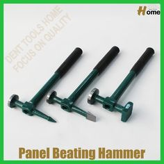 Hammer Hand Tools Sheet Metal Shaping Tools Forming Panel Beating Hammer Bumping Utility Fender Repair Car Bodywork Auto Body Works Hand Working