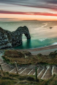The Mouth Of Durdle Door