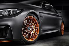 BMW presenteert met M4 GTS Coupe Concept nieuw potentieel racemonster - FHM.nl