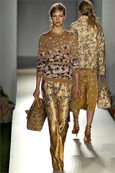 Sfilata Mulberry London - Collezioni Primavera Estate 2013 - Vogue