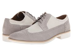 Stacy Adams Parker Cement/Oyster Suede - Zappos.com Free Shipping BOTH Ways