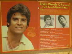 Erik Estrada teaches you Spanish vocabulary in this silly magazine article...