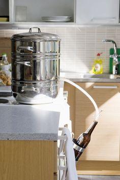 Mehumaijan voi pestä kylpyhuoneessa ja 6 muuta ratkaisua mehustamispulmiin | Kodin Kuvalehti