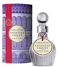 Venetian Violet Flower Water Crabtree & Evelyn perfume - a new fragrance for women 2013