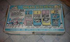 Vintage 1960s Deluxe Reading Barbie Dream Kitchen w/ Box  Instructions