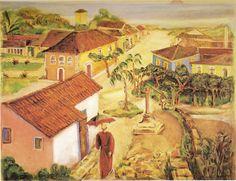 Itanhaém  Anita Malfatti  1948-49  Óleo sobre tela