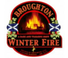 Winter Fire - Broughton Ales  - (explore your biking wanderlust on www.motorcyclescotland.com)