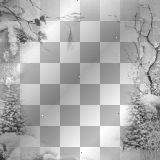 Frame black white