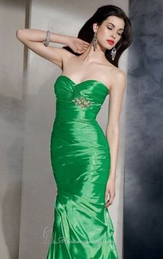 strapless long gown alyce special occasions Alyce Designs 6934 Dress