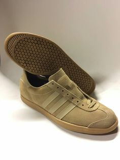Adidas Barbados made in Canada - very rare in this condition