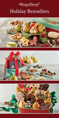 Not sure what to get for the holidays? Check out one of our best-selling gift baskets and towers that will treat anyone on your list.