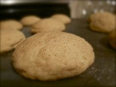 Best Ever Snickerdoodles! So easy and my family LOVES them!