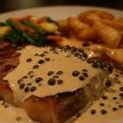 Whisky peppercorn sauce recipe.
