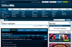 Recensione del Bookmakers AAMS William Hill sul sito http://www.scommesse-live.eu/williamhill.htm