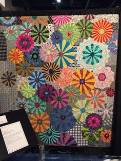 Quilt from the Houston Quilt Show