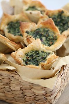 Spinach Ricotta Tarts                                                                                                                                                                                 More