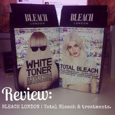 Bleach London - Review >>> http://www.memoirsofmaternity.com/2013/11/review-bleach-london/