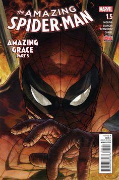 AMAZING SPIDER-MAN #1.5 - Cover
