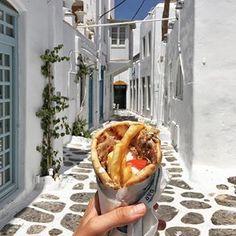 Everyday!!!! (: @brigrc). Mykonos, Greece