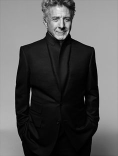 Dustin Hoffman | by Mark Abrahams