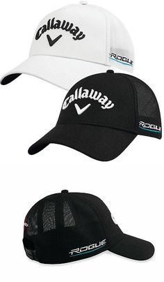 2b71f4aecb0 Golf Visors and Hats 158937  Callaway 2018 Tour Authentic Trucker  Adjustable Golf Cap Hat -