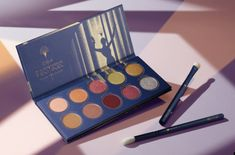 Beauty lovers are going bananas for The Premiere Collection from ZOEVA - contains a 10 shadow eye palette, blush palette, lip crayons and brushes Eye Palette, Hollywood Poster, Santa Outfit, Poster Series, Wood Plaques, Golden Age Of Hollywood, Custom Posters, Godzilla