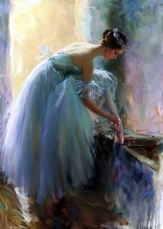 Last Preparations by Constantine Lvovich (One of my absolutely favorite artworks.)
