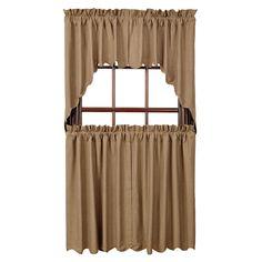 "Providence 36"" Tier Curtain"