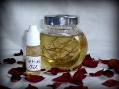Vetiver Root Khus Khus Infused Oil Hoodoo Voodoo by RedCatt