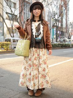 mori street fashion