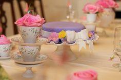 Tea Party Table #teaparty #table