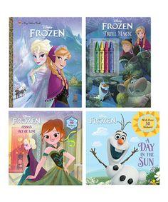 Love this Frozen Activity Set by Frozen on #zulily! #zulilyfinds